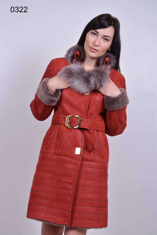 женская дубленка, зимняя одежда 2016, производитель женской одежды украина