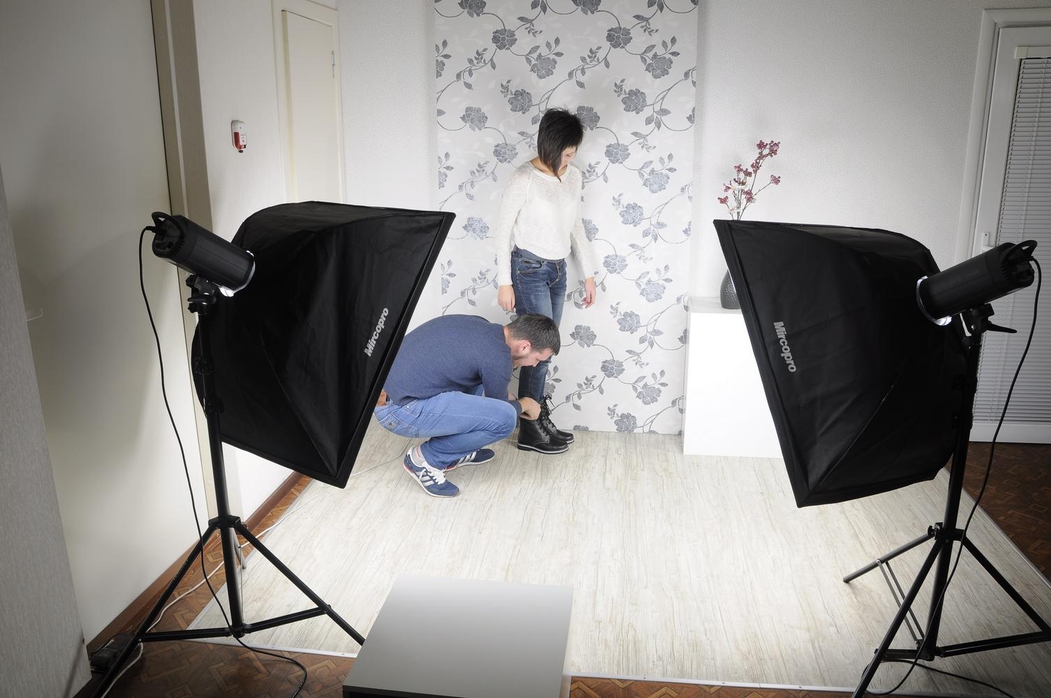 bacgstage, фотограф, как надо фотографировать обувь